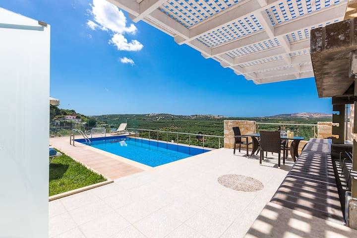 Kampos Villa II, simply chic!