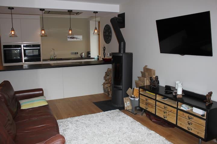 Lovely apartment opposite ski lift ! Perfect loc