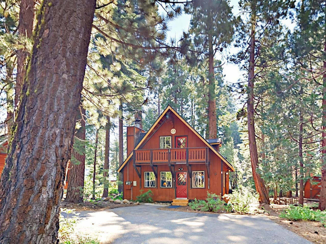 Welcome to Carnelian Bay! This delightful cabin is professionally managed by TurnKey Vacation Rentals.