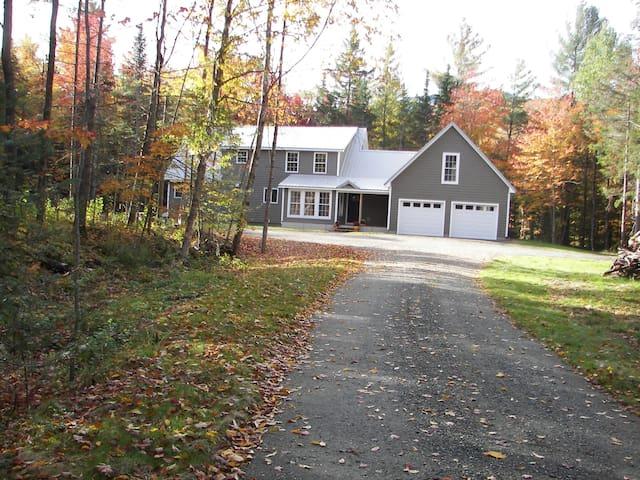 """""""Wildwood House"""" - Easton - Huis"""