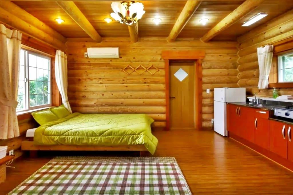 1층 침실/거실/주방