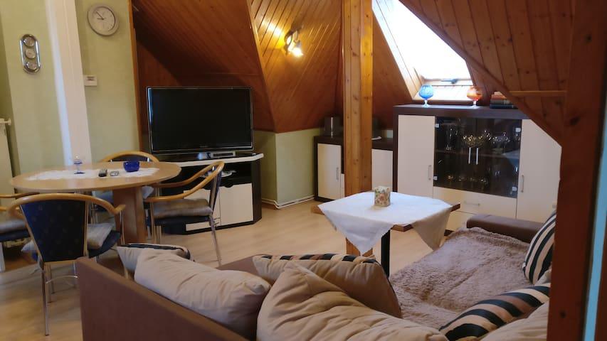 Ferienwohnung in Ahlbeck auf Usedom