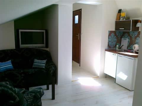 Apartament biały Willa Kotik