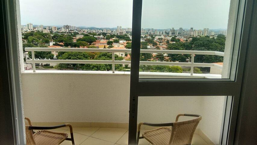 Apto,great view and location - São José dos Campos - Appartement