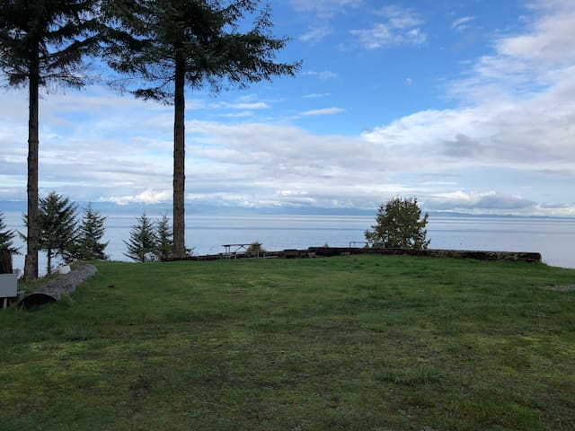 Beach Front RV Site Olympic Peninsula - C2
