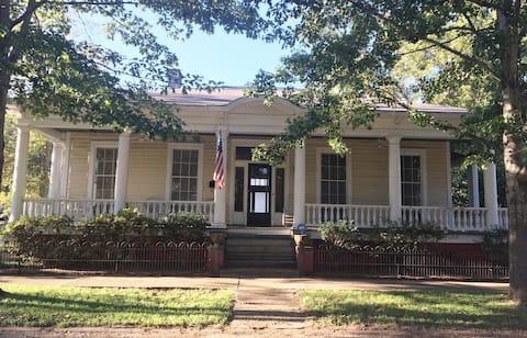 Historic Selma home close to historic sites