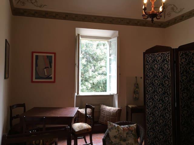 Appartamento Museo Poeta Giosuè Carducci - Castagneto Carducci - Apartamento