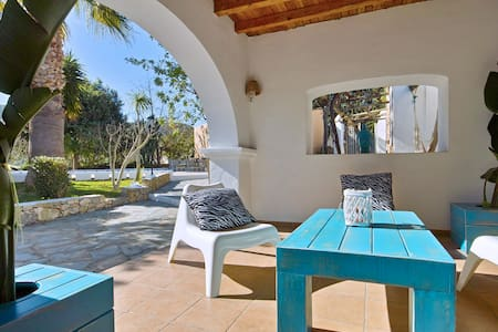 Ibiza nearby, wifi, aircon, private pool - Eivissa - Villa