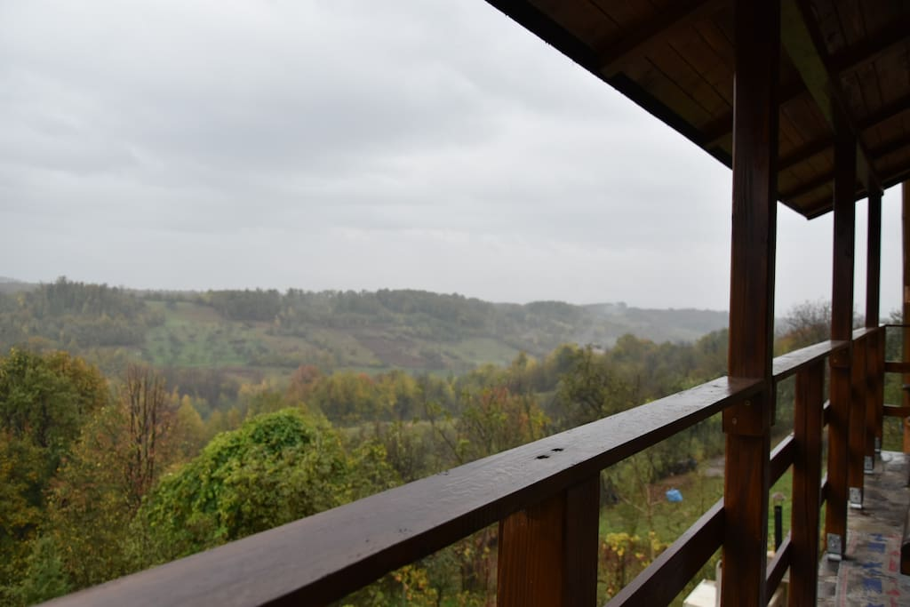 Panorama balcon
