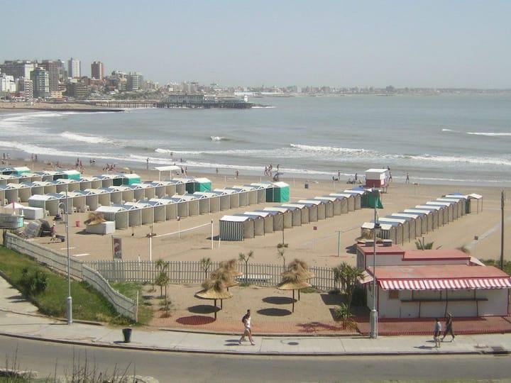 2 Amb frente al mar playa Las Toscas y Torreon