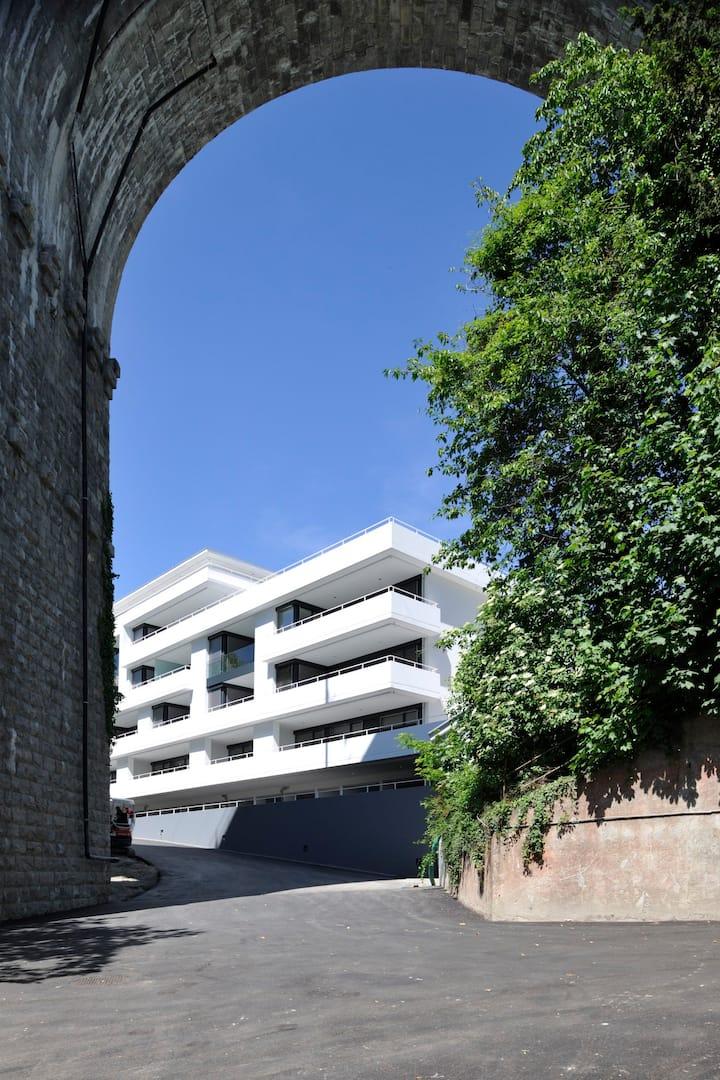 Résidence Hôtelière de la Paudèze - App. standard