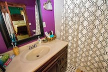 The Eastlake Suite with private bathroom.