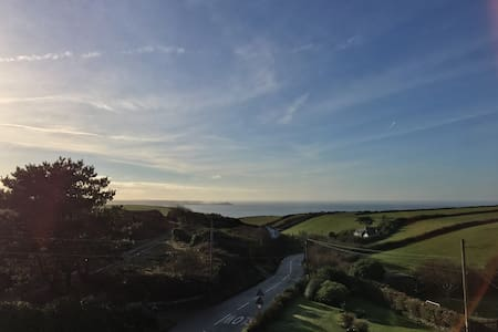 The Penthouse, Tregurrian - Newquay