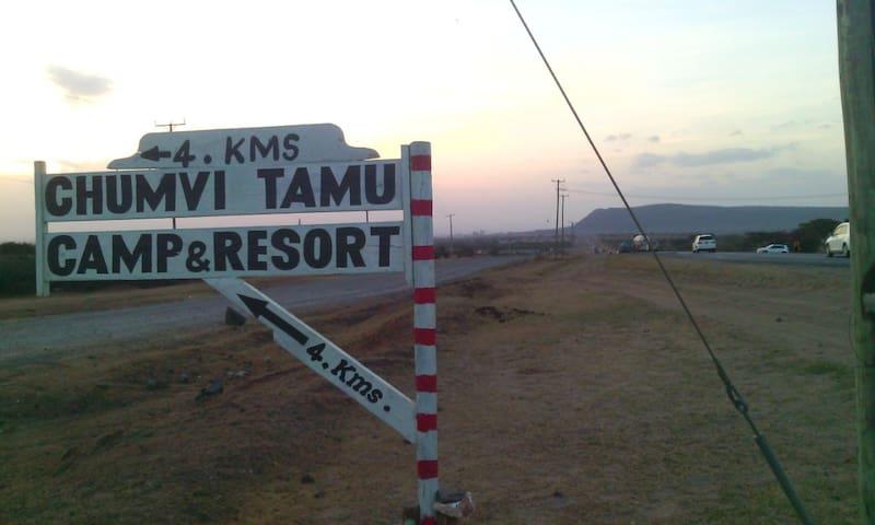 Chumvi Tamu Camp and Resort