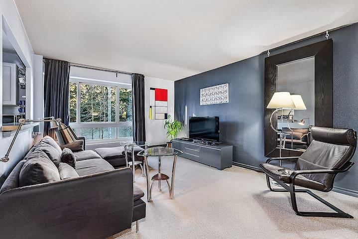 2BR 2BA Downtown Convention Ctr  20% off - Seattle - Wohnung