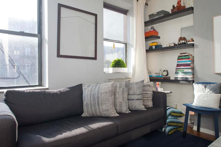 Charming & Modern, Comfortable & Efficient 1-BR