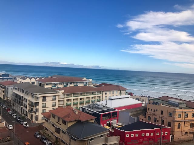 Muizenberg Sea View Apartment - Cape Town - Daire