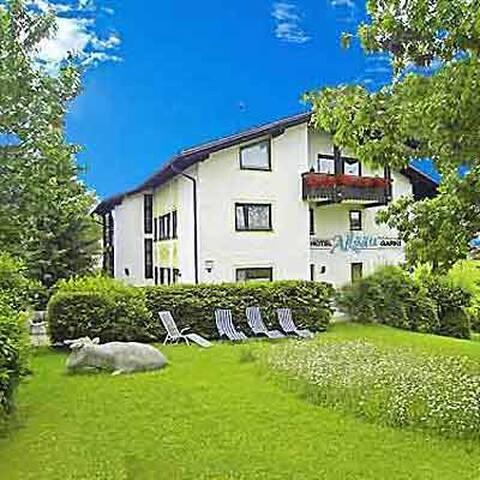 Hotel Allgäu garni (Scheidegg) -, Apartment