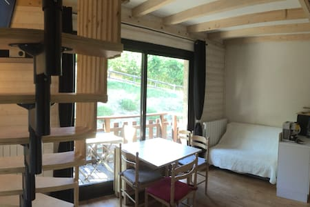 Praloup 1500, appartement proche de la montagne - Wohnung