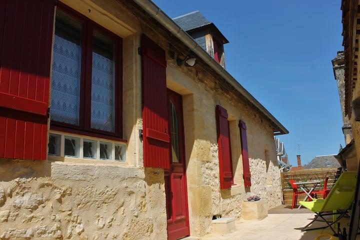 Gite Templiers - Sarlat-la-Canéda en Périgord Noir