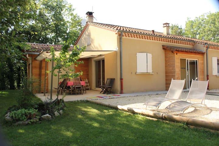 Maison au pied du Vercors - Vaunaveys-la-Rochette - Rumah