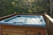 Hot tub heater has been repaired