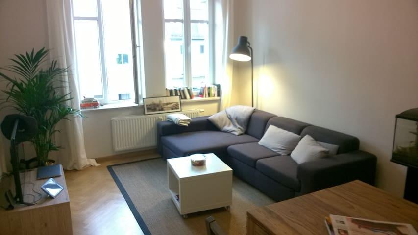 Schöne renovierte helle Altbauwohnung - München - Apartment