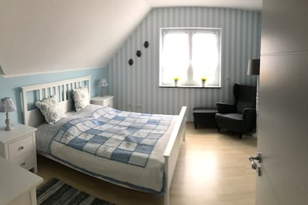 Charmantes, ruhiges Doppelzimmer mit Garten&Küche🌺