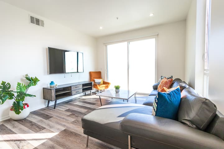 Luxury 2bd apartment in Downtown area!
