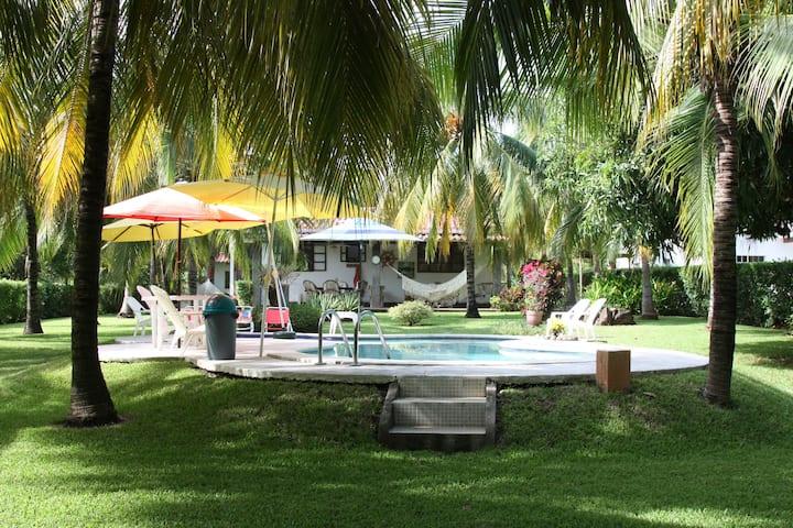 Las Veraneras, Casa de Playa