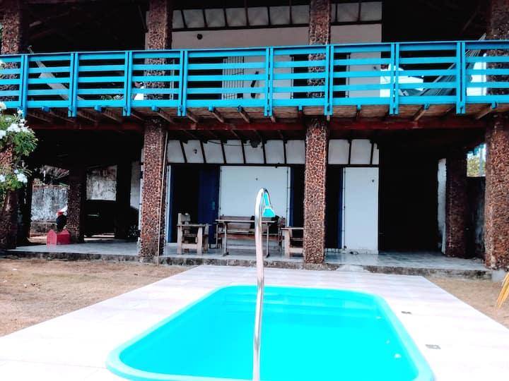Casa de Veraneio Ponta da Agulha