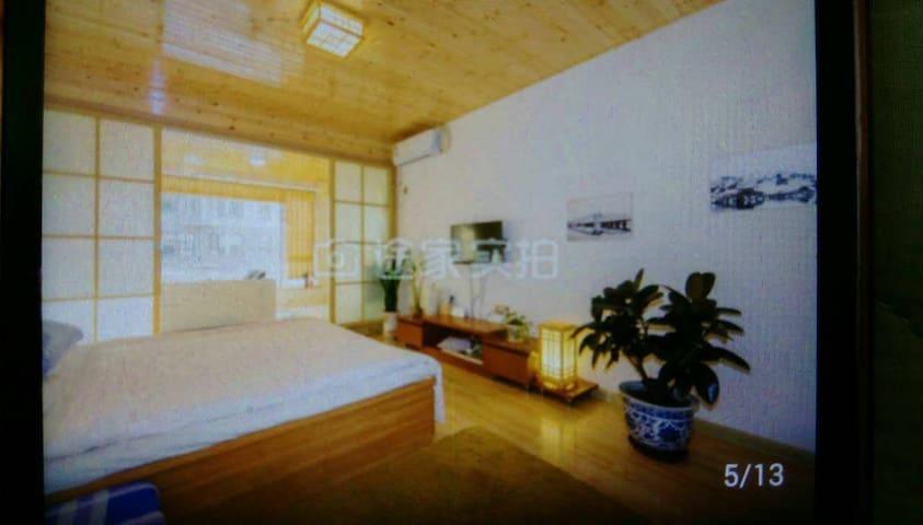 江景温泉家庭旅游度假民宿公寓