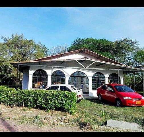 Casa campestre Carmen de apicala