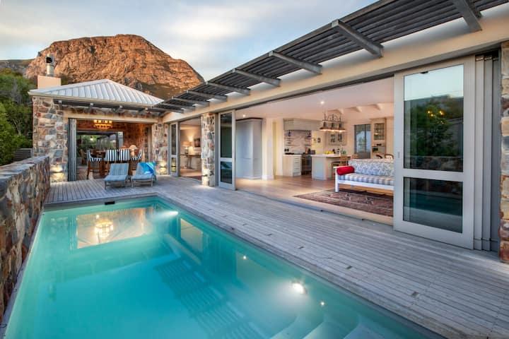 Seaside Luxury Villa in Hermanus