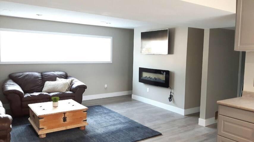Brand new basement suite in beautiful SE Kelowna