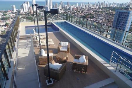 Flat Beach Class Excelsior,Boa Viagem,Pina, Recife