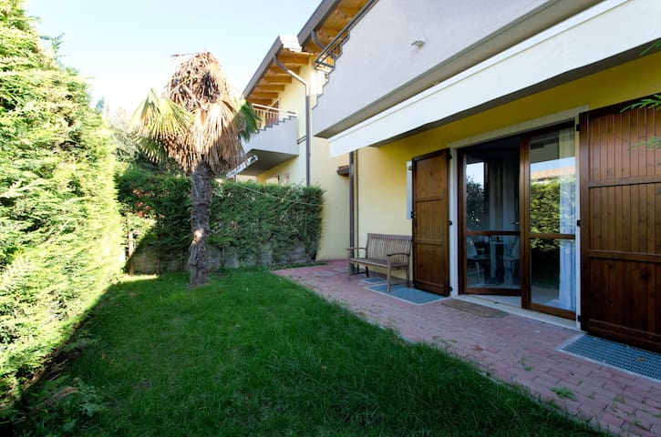 With 2 pools and a garden – Apartment Baja Sol