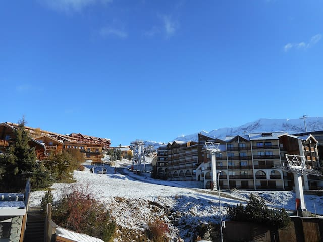 Studio - 100 m from the slopes