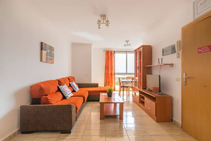 Cosy Apartment '2B Atlántico' in Town Centre with Wi-Fi