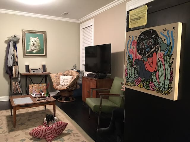 Indoor Camping w/Helpful Hostess & Friendly Dogs - Chicago - Wohnung