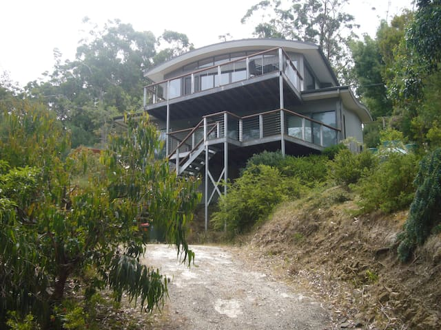 Treetops - With Free Wi-Fi - Kennett River - Casa