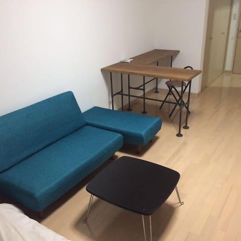 sharing room only 10 min to shinjuku by train - Kita-ku - Apartment