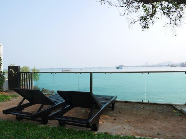 Beach Front superior seaview - Si Racha - Apartamento