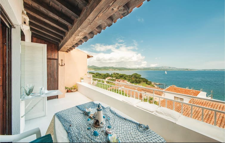 Holiday apartment with 2 bedrooms on 60m² in Porto Rotondo -OT-