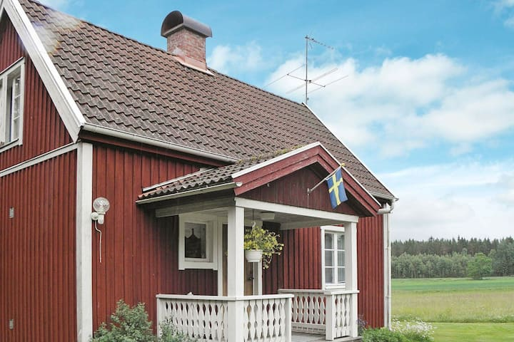 4 person holiday home in GULLSPÅNG