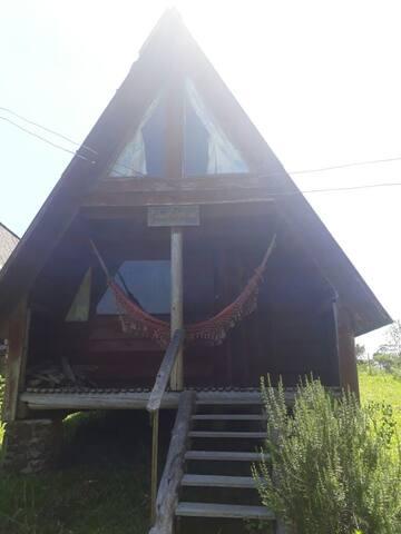 Morada na Mata - Cabanas em TERRA E MAGIA
