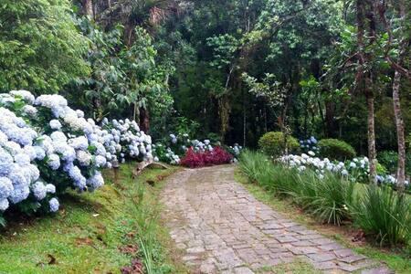 Chalé Giramundo 1 -Vale do Pavão, Visconde de Mauá - Visconde de Mauá