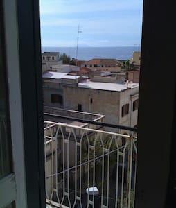 Appartamento vista mare al centro - Tropea - Pis