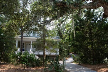 Palm Cottage - Bald Head Island - Σπίτι