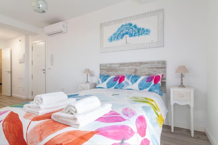 Loft/Apartamento en el corazón de Sevilla